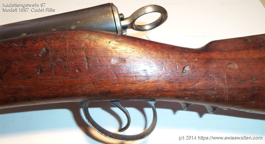 Modell 1897 Cadet Rifle